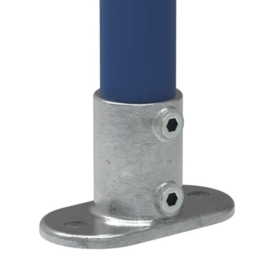 Key Clamp 132 B34 Base Plate 34mm 132 34 B Standard Base