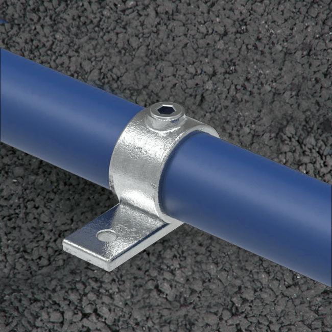 Key Clamp 199 D48 Single Lugged Mounting Bracket 199 D 48